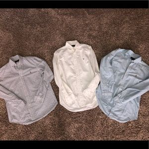 Men's Polo button down bundle